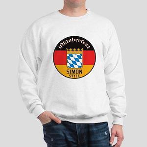 Simon Oktoberfest Sweatshirt