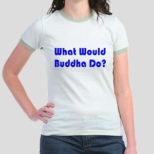 WWBD Jr. Ringer T-Shirt