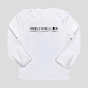Becker, Baby Barcode, Long Sleeve T-Shirt