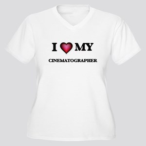 I love my Accommodation Manager Plus Size T-Shirt