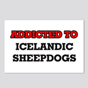 Addicted to Icelandic She Postcards (Package of 8)