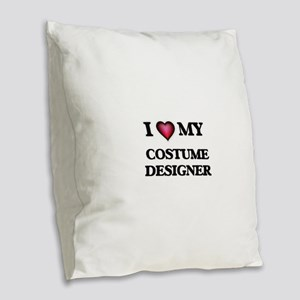 I love my Accommodation Manage Burlap Throw Pillow