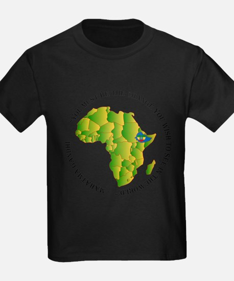 africa light shirts T-Shirt
