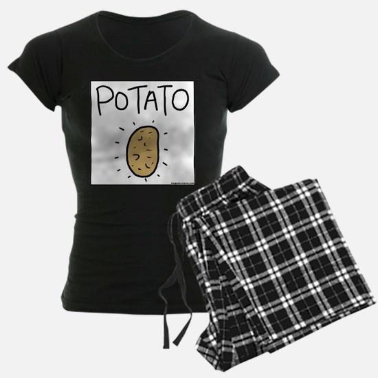 Kims Potato shirt Pajamas