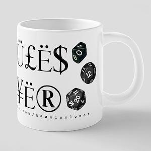 Rules Lawyer Mugs
