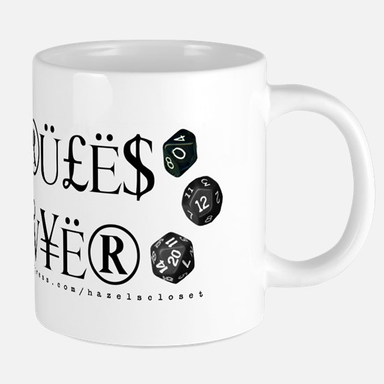Rules Lawyer Mugs