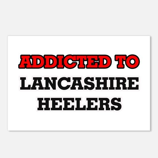 Addicted to Lancashire He Postcards (Package of 8)