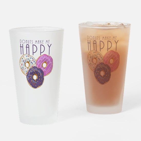Unique Sprinkles Drinking Glass