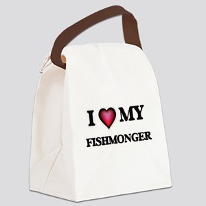 I love my Accommodation Manager Canvas Lunch Bag