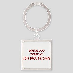 Irish_Wolfhound Keychains