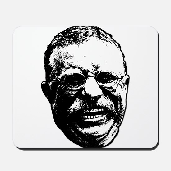 Laughing Teddy Mousepad