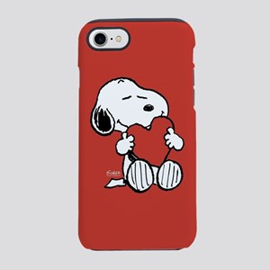 Peanuts: Snoopy Heart iPhone 8/7 Tough Case