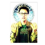 Saint Jimmy Postcards (Package of 8)