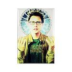 Saint Jimmy Rectangle Magnet (100 pack)
