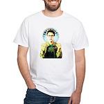 Saint Jimmy White T-Shirt