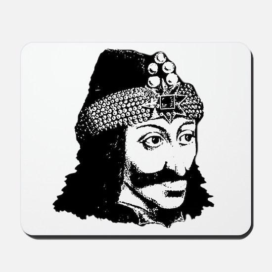 Vlad Tepes - Prince Dracula Mousepad