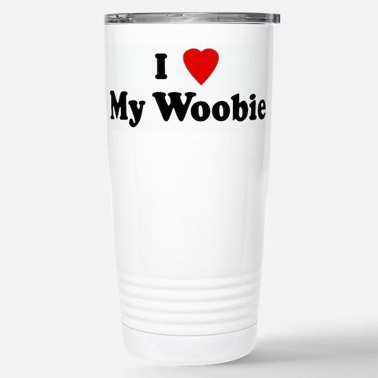 I Love My Woobie Mugs