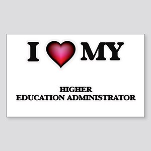 I love my Accommodation Manager Sticker