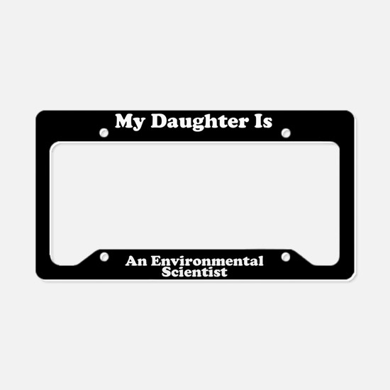 Daughter - Environmental Scientist - LPF License P