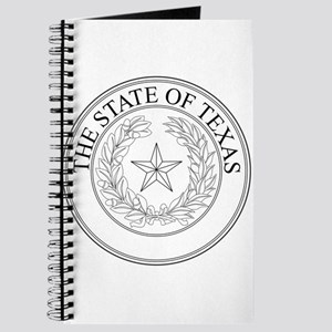 The State Of Texas Seal Journal