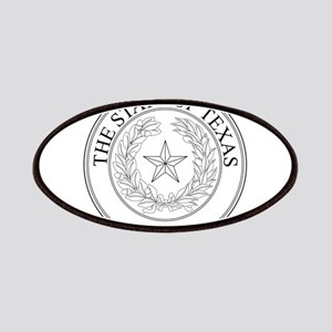 The State Of Texas Seal Patch