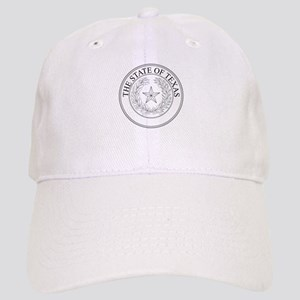 The State Of Texas Seal Cap