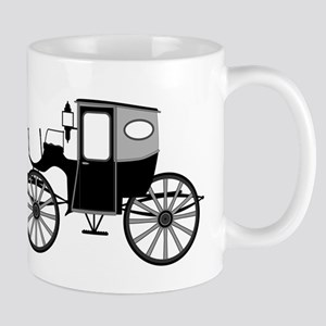 Old Style Carriage Mugs