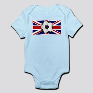 British Flag and Football Body Suit