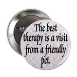 Best Therapy Is A Visit Button