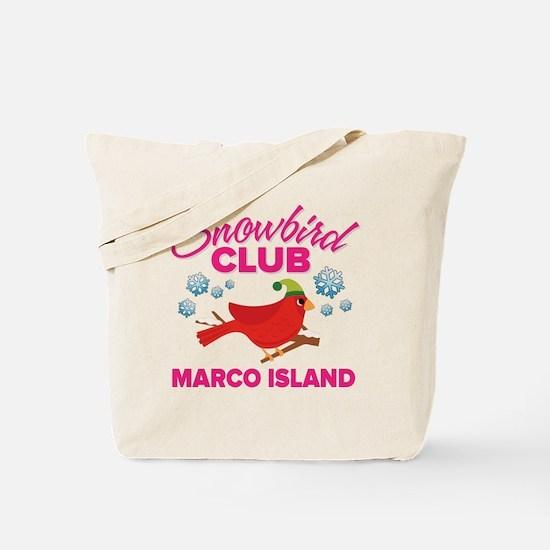 Cute Bird club Tote Bag