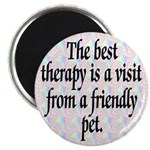 Best Therapy Is A Visit Magnet