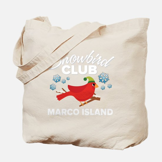 Cool Bird club Tote Bag