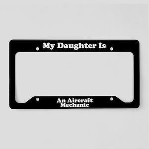 Daughter - Aircraft Mechanic - LPF License Plate H