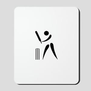 Team Cricket Mousepad