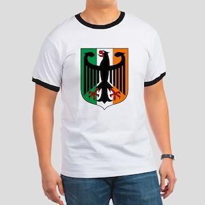 Patriotic German Irish Heritage T-Shirt