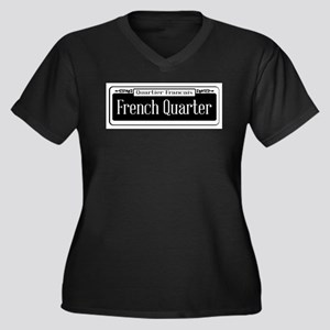 French Quarter Plus Size T-Shirt