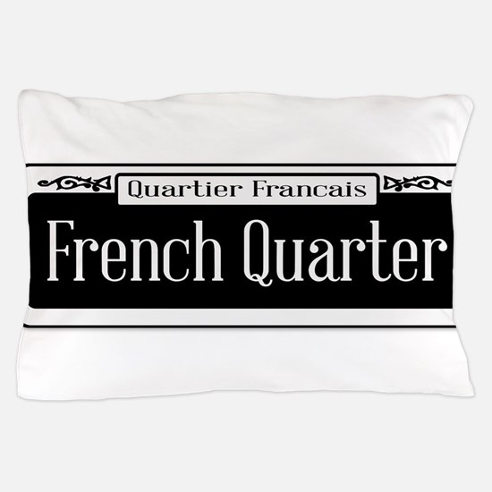 French Quarter Pillow Case
