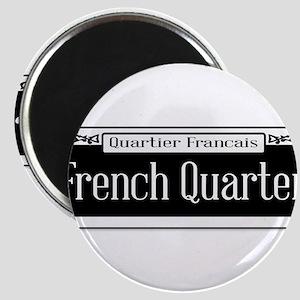 French Quarter Magnets