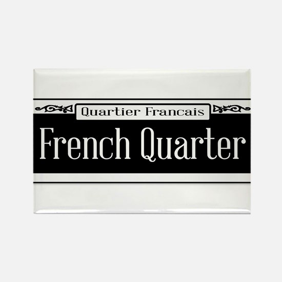 French Quarter Magnets