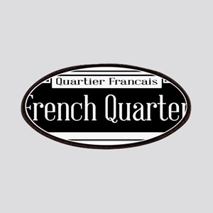 French Quarter Patch