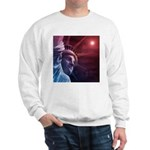 Patriotic Statue of Liberty Sweatshirt