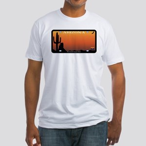 Arizona State License Plate T-Shirt