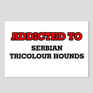 Addicted to Serbian Trico Postcards (Package of 8)