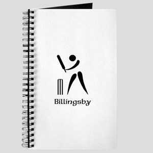 Team Cricket Monogram Journal