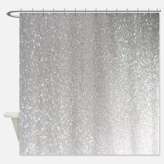Faux gold Shower Curtain