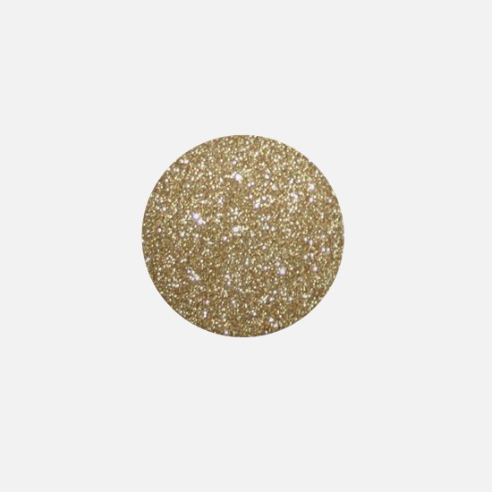 Unique Sparkle Mini Button