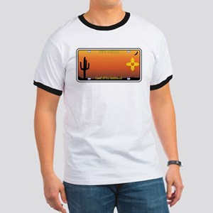New Mexico License Plate T-Shirt