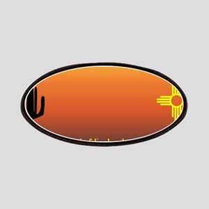 New Mexico License Plate Patch