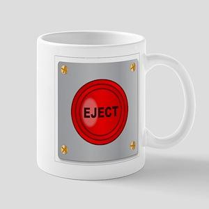 Eject Button Mugs