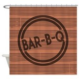 Bbq Shower Curtains